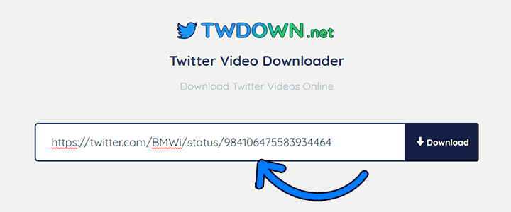 twitter download video